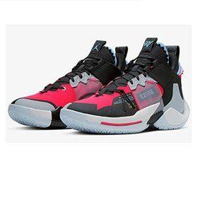 Nike Jordan Mens Why Not Zer0.2 Basketball Shoes
